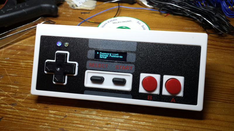 NES finished