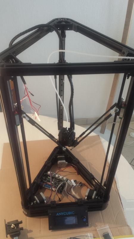 Anycubic Kossel Linear Plus 3D printer kit