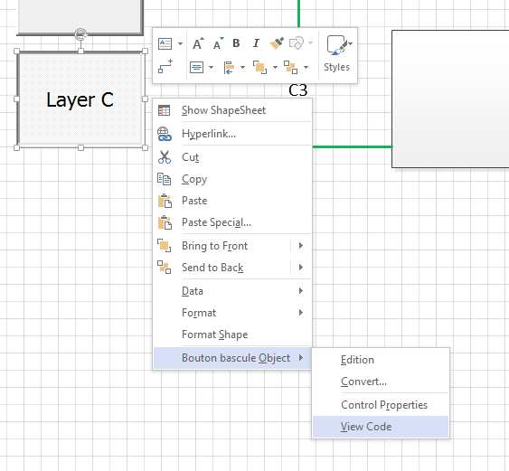 Visio tips & tricks